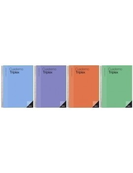 CUADERNO PROFESOR ADDITIO TRIPLEX