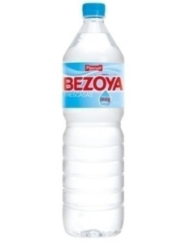 AGUA MINERAL NATURAL BEZOYA 1.5L