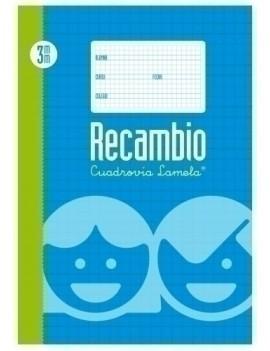 LAMELA RECAMBIO Fº 100h CDV. 3