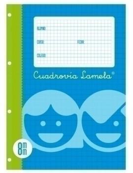 LAMELA RECAMBIO 4º 100h CDV. 8