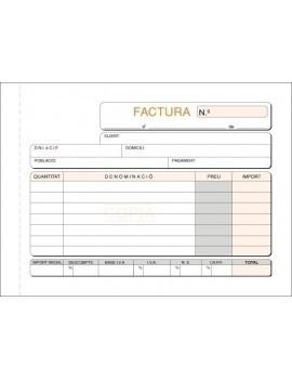 TALONARIO FACTURAS 8º APDO...