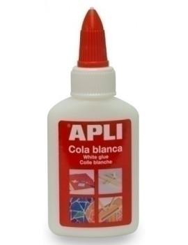 COLA BLANCA APLI   40g