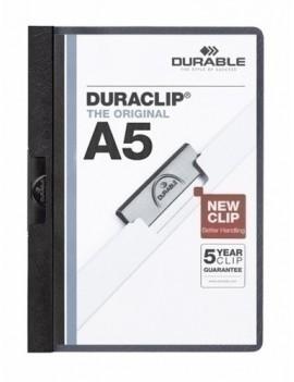 DOSSIER CLIP DURACLIP A5...