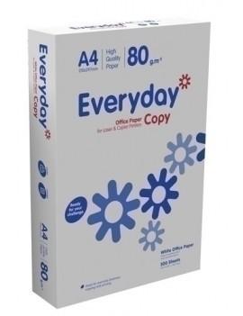 PAPEL A4 EVERYDAY COPY 80g...