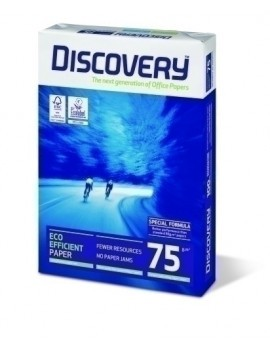 PAPEL A3 DISCOVERY  75g 500h