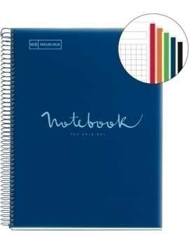 BLOC EMOTIONS NOTEBOOK tapa