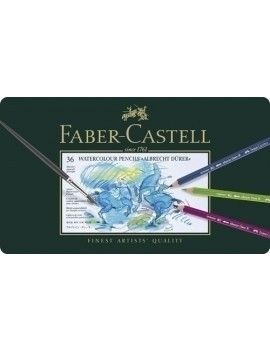 LAPICES ACUARELABLES FABER-CASTELL ALBRECHT