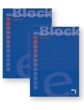 BLOCK EVALUAC. PACSA A4