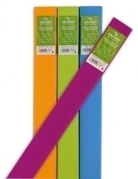 PAPEL CREPE CANSON 40g