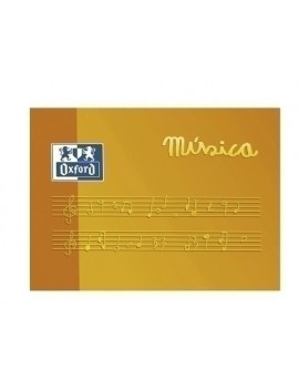 BLOCK MUSICA OXF.A5 10h