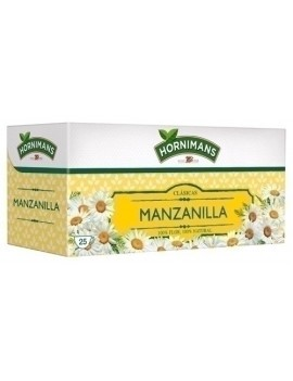 MANZANILLA HORNIMANS C/25 SOBRES
