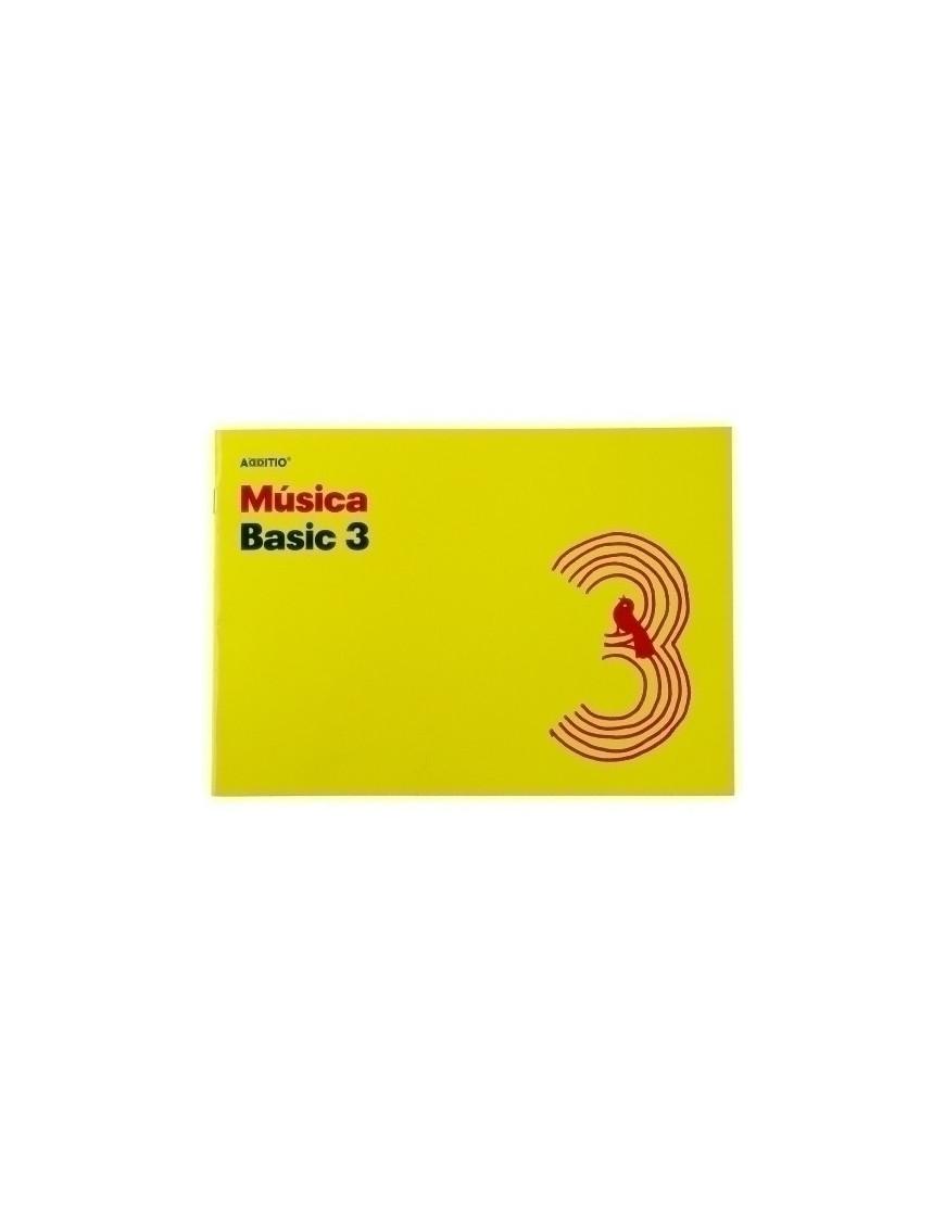 BLOC MUSICA ADDITIO BASIC