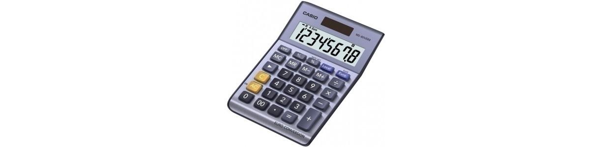 Calculadoras sobremesa al mejor precio garantizado y Envio Gatis en 24h.