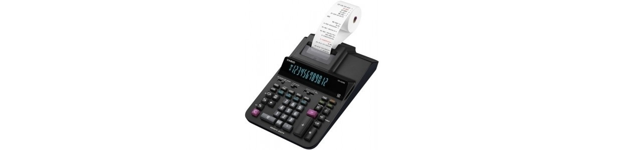 Calculadoras impresoras al mejor precio garantizado y Envio Gatis en 24h.