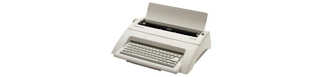 Máquinas de escribir al mejor precio garantizado y Envio Gatis en 24h.
