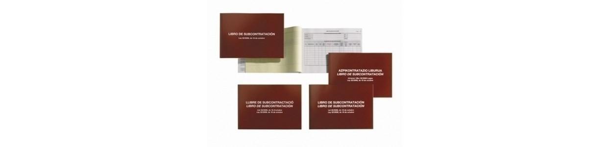 Libro de subcontratación al mejor precio garantizado y Envio Gatis en 24h.