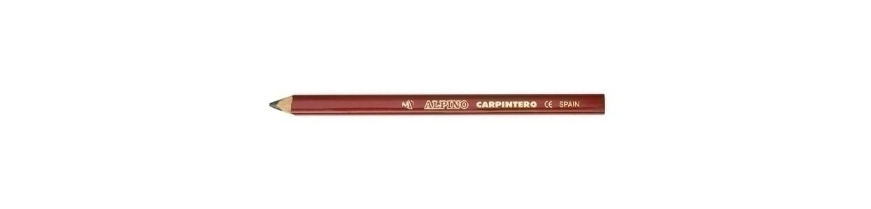 Lápices de carpintero al mejor precio garantizado y Envio Gatis en 24h.