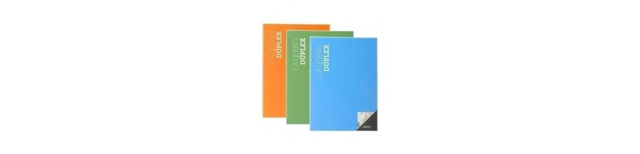 Cuadernos, blocks y libretas al mejor precio garantizado y Envio Gatis en 24h.