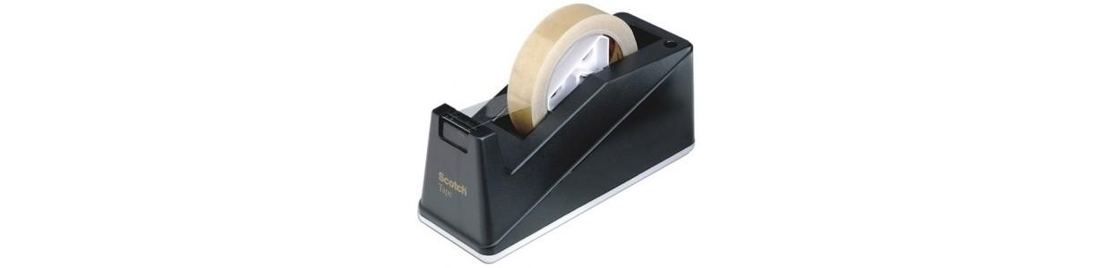 Dispensadores de cinta adhesiva al mejor precio garantizado y Envio Gatis en 24h.