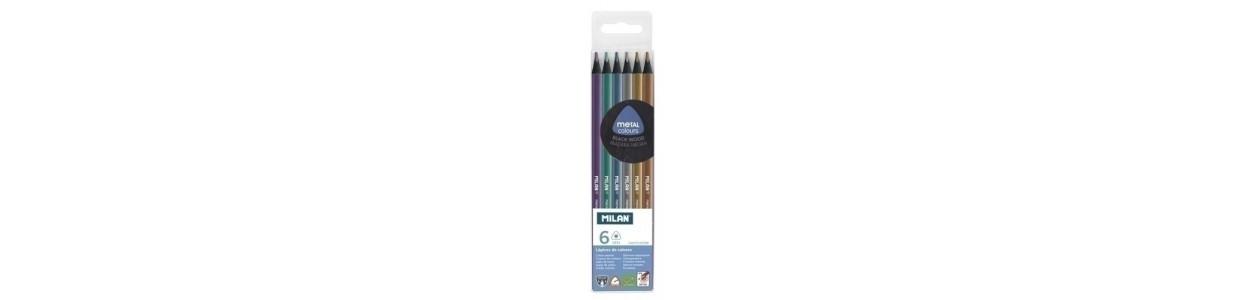Lápices de colores al mejor precio garantizado y Envio Gatis en 24h.