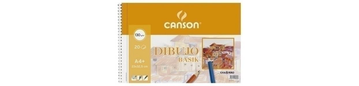 Papel técnicas secas: Blocks y láminas al mejor precio garantizado y Envio Gatis en 24h.
