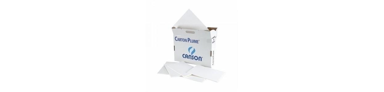 Cartón pluma al mejor precio garantizado y Envio Gatis en 24h.