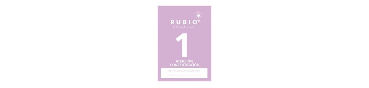 Cuadernos Rubio al mejor precio garantizado y Envio Gatis en 24h.
