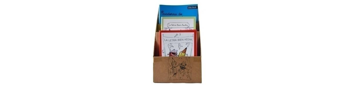Cuadernos Rebost (castellano) al mejor precio garantizado y Envio Gatis en 24h.