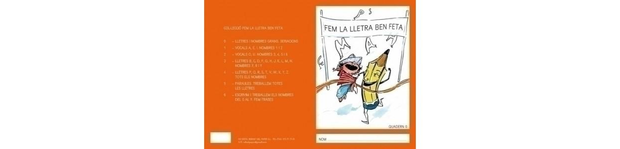 Cuadernos Rebost (catalán) al mejor precio garantizado y Envio Gatis en 24h.
