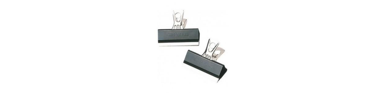 Sujección(pinzas, clips, gomas, anillas) al mejor precio garantizado y Envio Gatis en 24h.