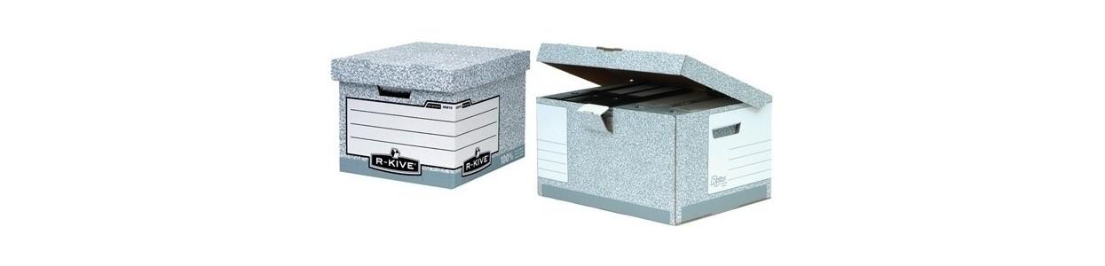 Cajas y contenedores de almacenamiento al mejor precio garantizado y Envio Gatis en 24h.