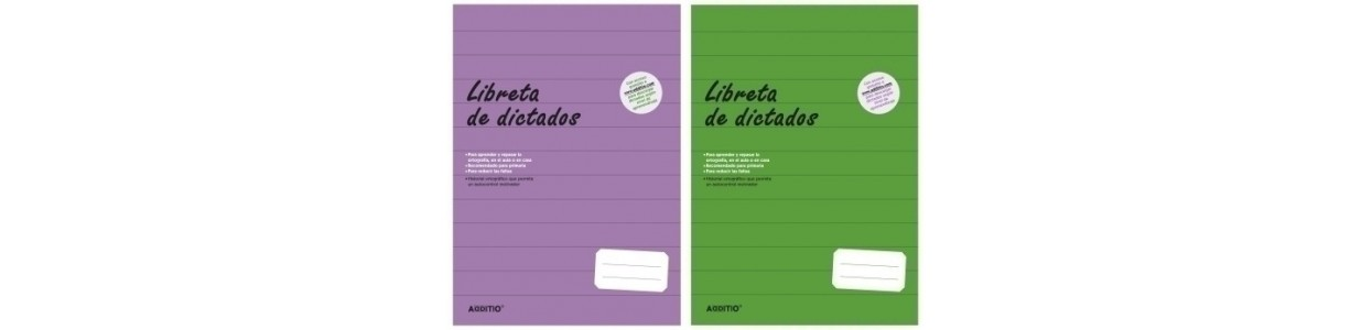 Cuadernos Additio al mejor precio garantizado y Envio Gatis en 24h.