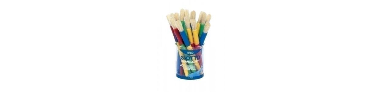 Pinceles y accesorios de pintura al mejor precio garantizado y Envio Gatis en 24h.