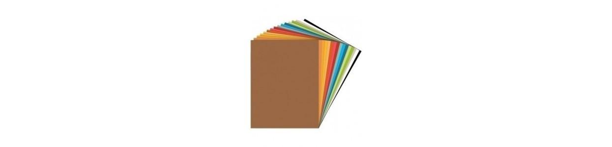 Cartulina y papel de manualidades al mejor precio garantizado y Envio Gatis en 24h.